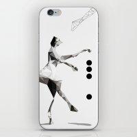 The tourist  iPhone & iPod Skin