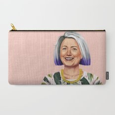 Hipstory - Hillary Clinton Carry-All Pouch