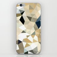 Neutral Tris iPhone & iPod Skin
