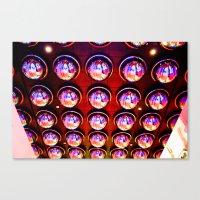 Bulbs (1) Canvas Print