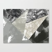 Graphic_Paint Canvas Print