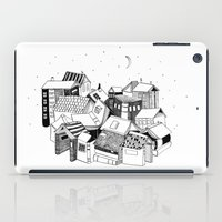 Book Town iPad Case