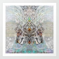 Tribal°Soul^ Art Print