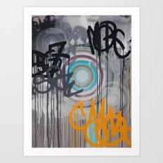 Your Kingdom Come   Feedback Painting Art Print