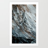 When I Think About You  Art Print
