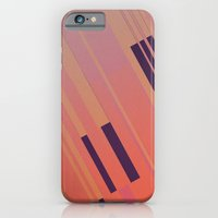 iPhone & iPod Case featuring Canopus Peach by Greg Stedman Illustration