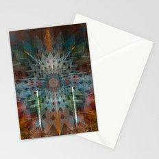 Luminous Essence Stationery Cards
