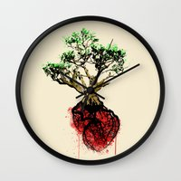 Love Your Roots Wall Clock