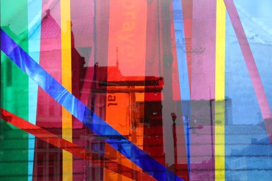 Distortion 3 Canvas Print