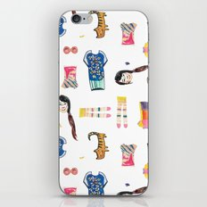 Ode to Tsumori Chisato iPhone & iPod Skin
