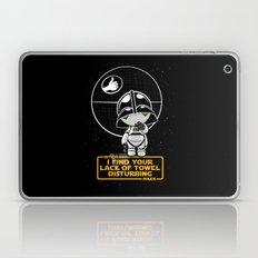 A POWERFUL ALLY Laptop & iPad Skin