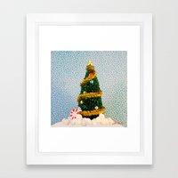 Oh Christmas Tree! Framed Art Print