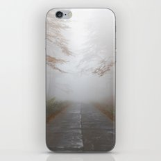 Forest Walk #fog iPhone & iPod Skin