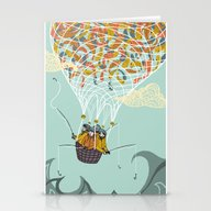 Over- Fishing Stationery Cards