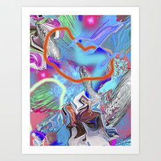 Day Light Art Print
