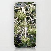 Green Buds iPhone 6 Slim Case
