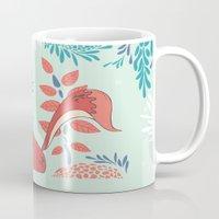 You are my Fox Mug