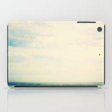 Sea birds iPad Case