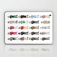 Laptop & iPad Skin featuring Murrays by Derek Eads