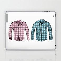 Flannel shirts Laptop & iPad Skin