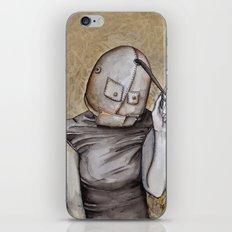 Coy conformity iPhone & iPod Skin