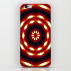 Supermoon Mandala iPhone & iPod Skin
