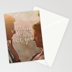 Nothing to Lose Stationery Cards