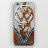 Rusty VW iPhone & iPod Skin
