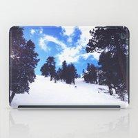 Snow Landscape  iPad Case