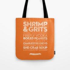 Charleston — Delicious City Prints Tote Bag