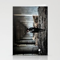 Tunnel Vision Stationery Cards