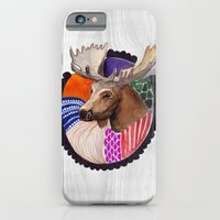 iPhone & iPod Case featuring The Wild / Nr. 2 by dorc