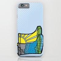 Rainy Day Boots iPhone 6 Slim Case