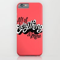 All of Everything  iPhone 6 Slim Case