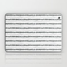 Laurel Stripe - Back And… Laptop & iPad Skin