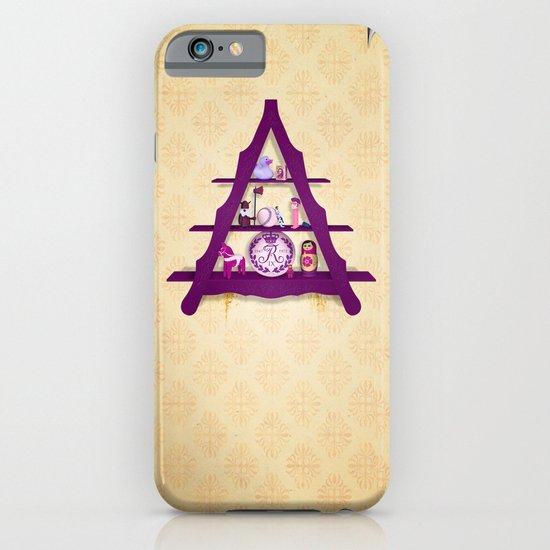 Ama'r Hylde iPhone & iPod Case
