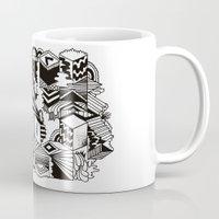 Cube-ular Mug