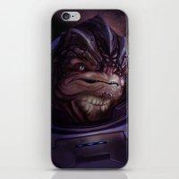 Mass Effect: Grunt iPhone & iPod Skin