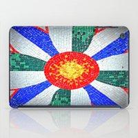 mosaic xx iPad Case