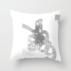 map: '794-1869 Throw Pillow