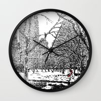 If You Really Want To He… Wall Clock