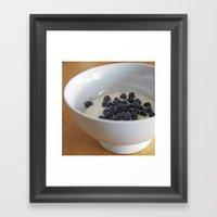 Berry Tasty Framed Art Print