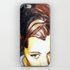 Michelle iPhone & iPod Skin