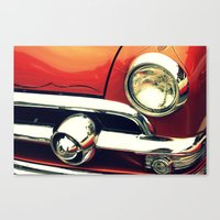 1951 Ford Canvas Print