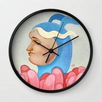 Carpet Wall Clock