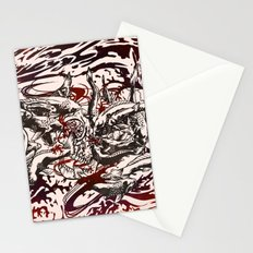 Koi Whirlpool Stationery Cards