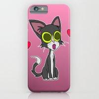 Feline In Love iPhone 6 Slim Case