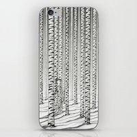 Concealment  iPhone & iPod Skin
