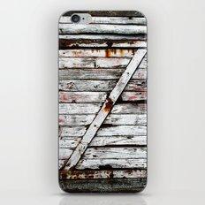 On the wagon iPhone & iPod Skin