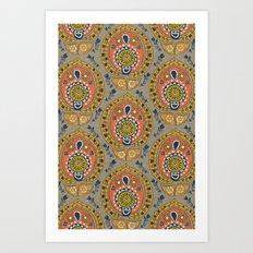 safa natural Art Print